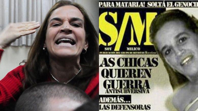 El confilcto por la publicación de la revista Barcelona (diarioregistrado)